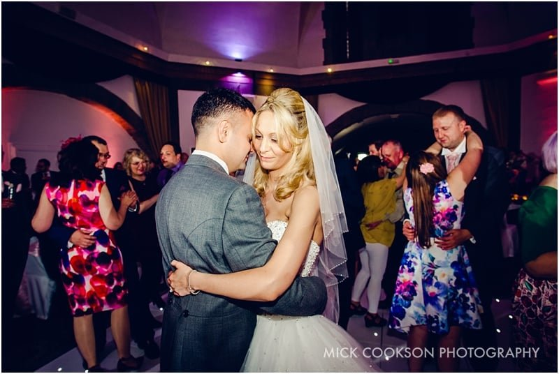 shrigley hall first dance