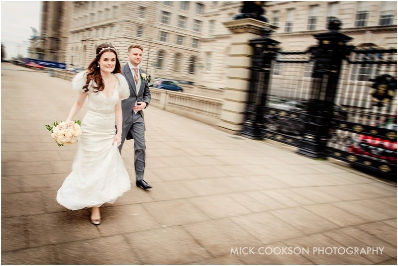 stylish liverpool wedding photogrphy