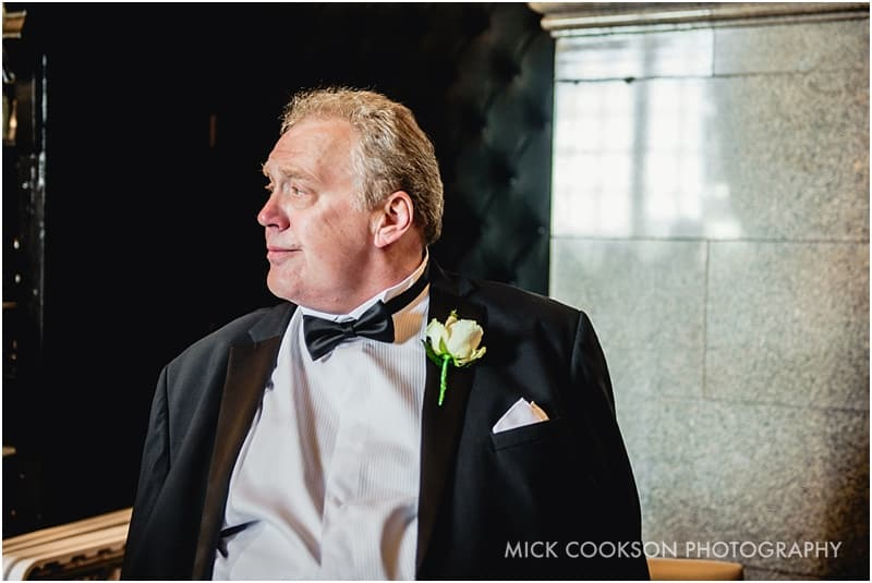 father of the bride photo