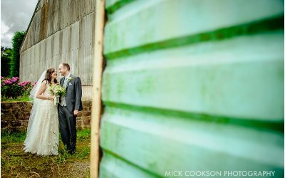 Beeston Manor Wedding Photographer // Emma & Tom