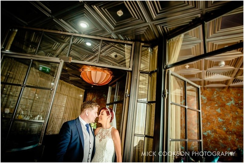 wedding photos at on the 7th private members club