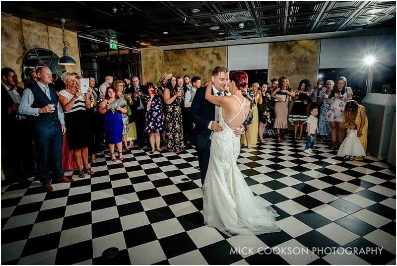 first dance at on the 7th