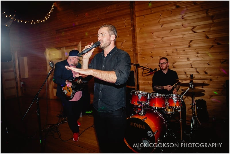 agent smith wedding and event band