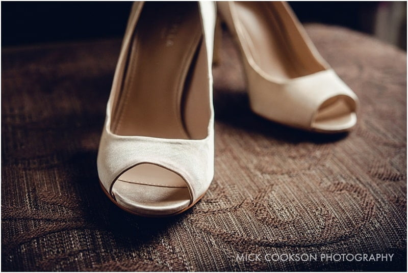 wedding shoes in cheshire