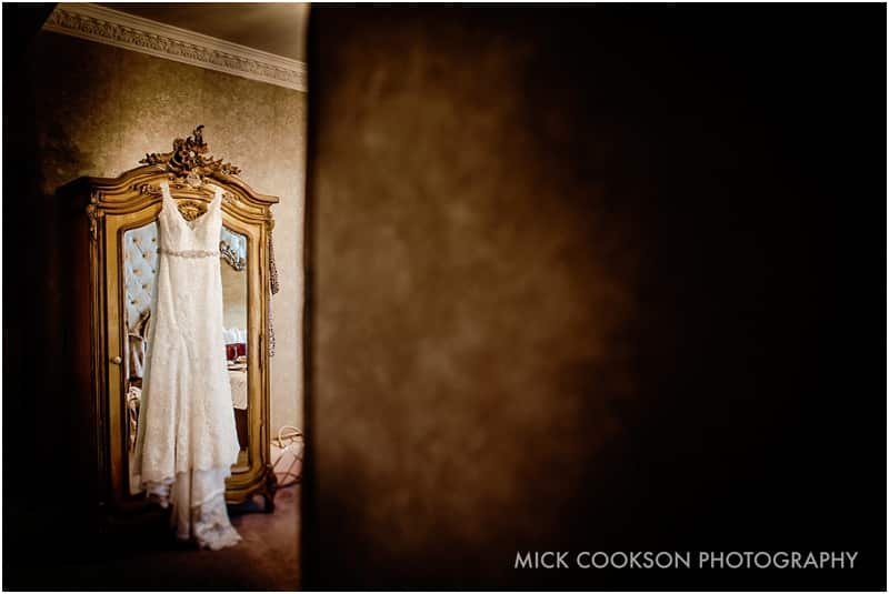wedding dress at 30 james street