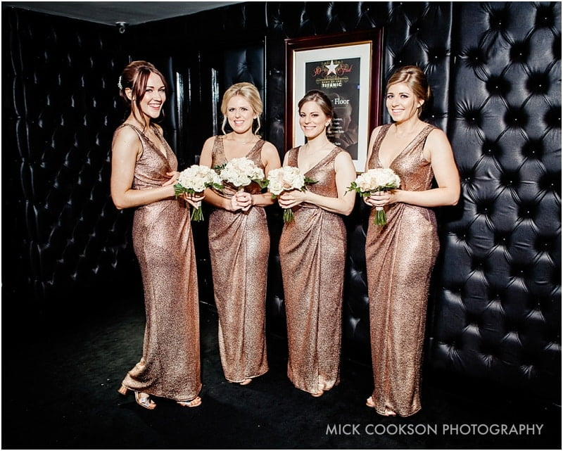 stunning bridesmaids at 30 james street hotel