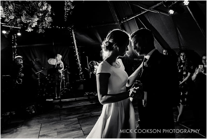 Tipi Wedding Photographer Lancashire – Alexandra & Daniel