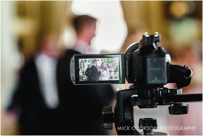wedding video in liverpool