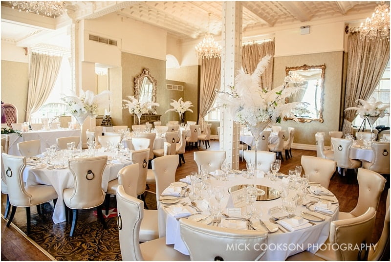 grand ballroom at 30 James St hotel