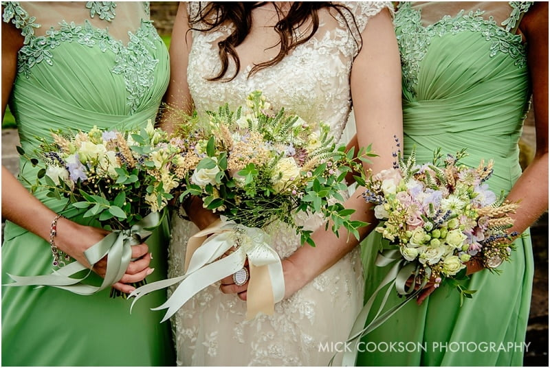 beeston manor wedding flowers