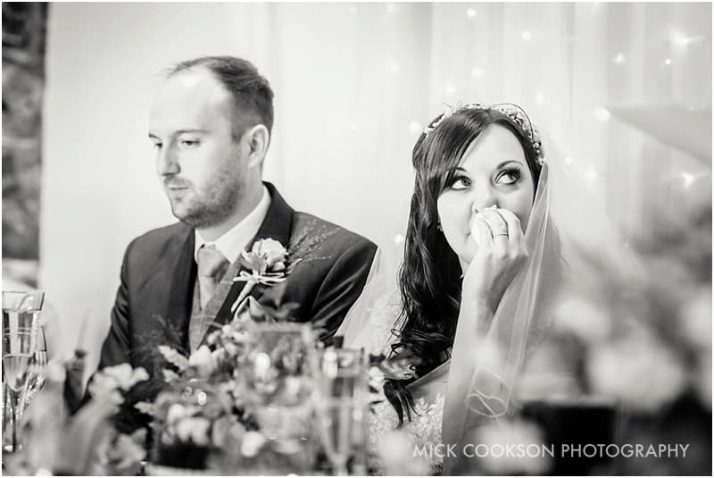 emotional bride at beeston manor