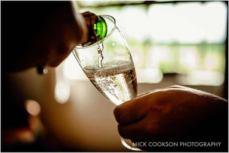 prosecco at the ashes no corkage wedding venue