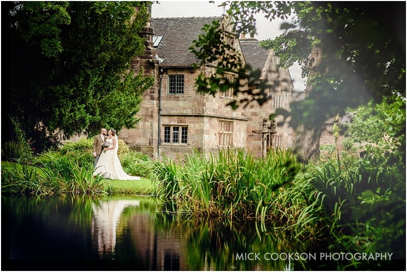 stunning wedding photos in staffordshire
