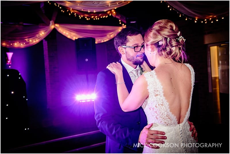 first dance at bartle hall