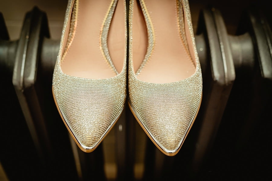 wedding shoes at great john street hotel