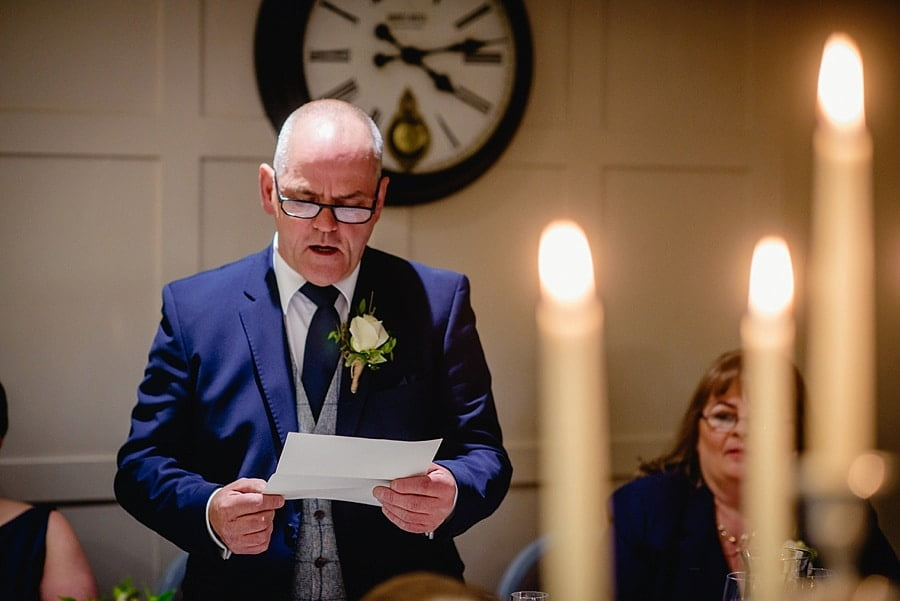 father of the bride speech in manchester