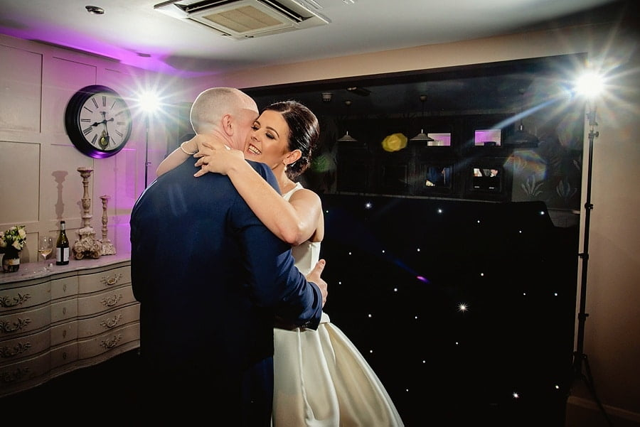 first dance at great john street hotel