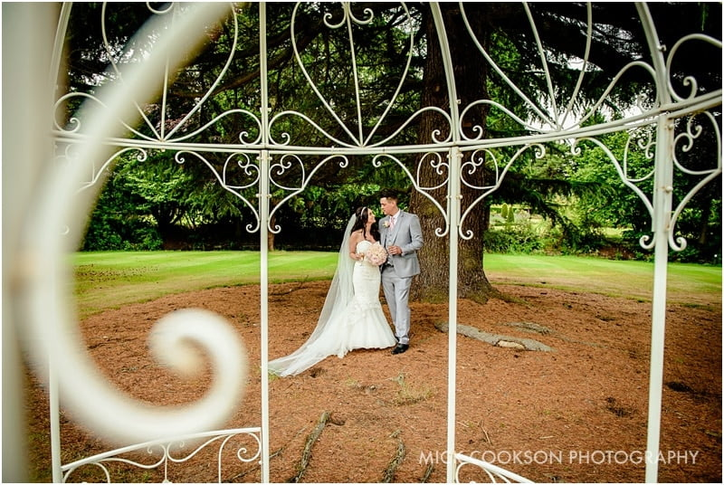 stunning mottram hall wedding photos