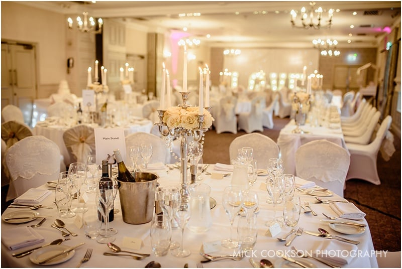wedding reception at mottram hall