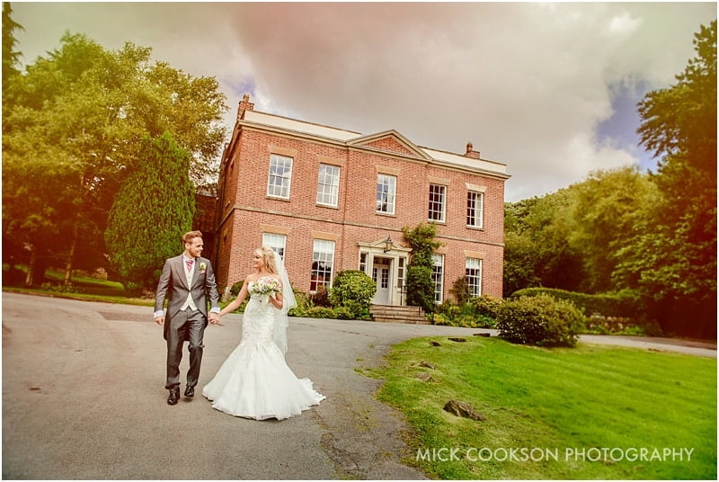 rivington hall wedding photos