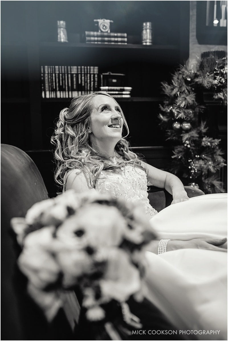 bride at king street townhouse