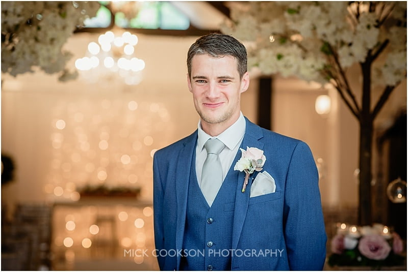 groom at stirk house