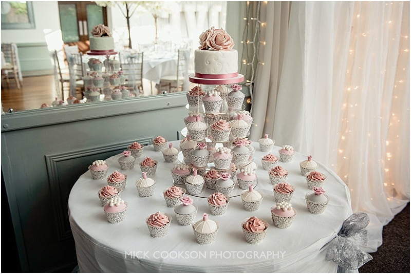 wedding cakes at stirk house