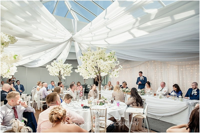 wedding speeches at stirk house