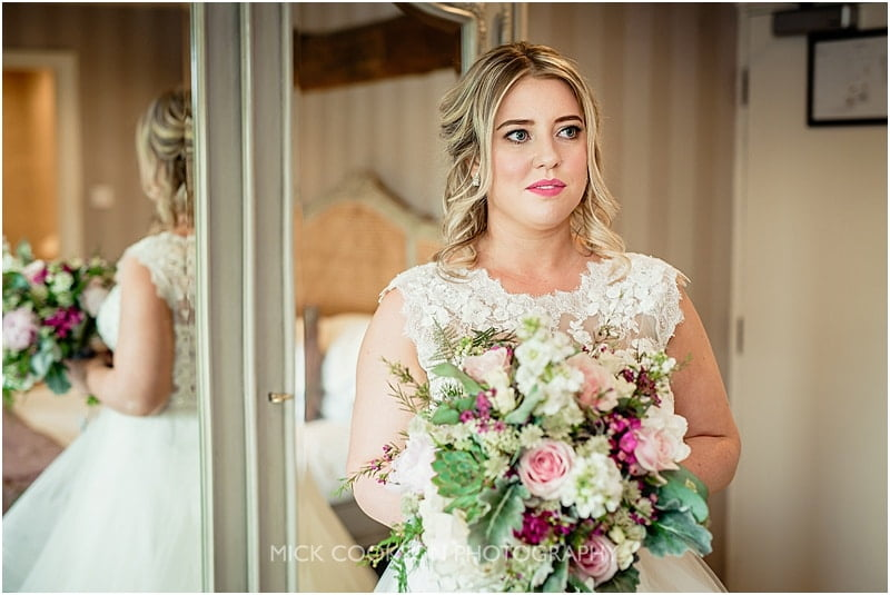 nervous bride at the shireburn arms