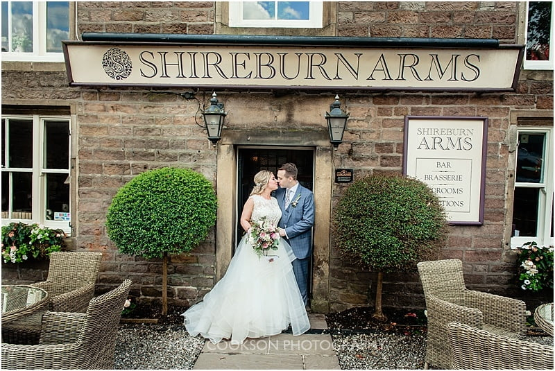 married at the shireburn arms