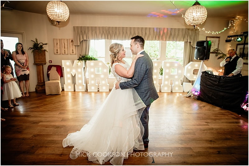 first dance at the shireburn arms