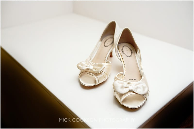 charnock farm wedding shoes