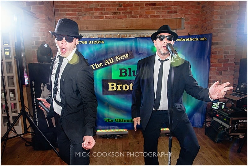 blues brothers wedding band