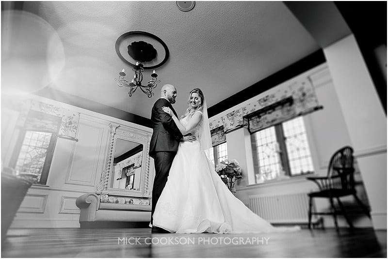 stylish wedding photo a colshaw hall wedding