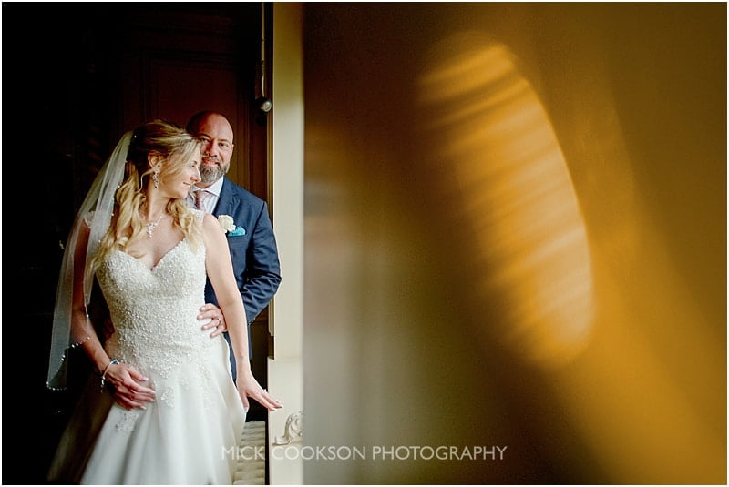 Colshaw Hall Wedding // Linda & Mark