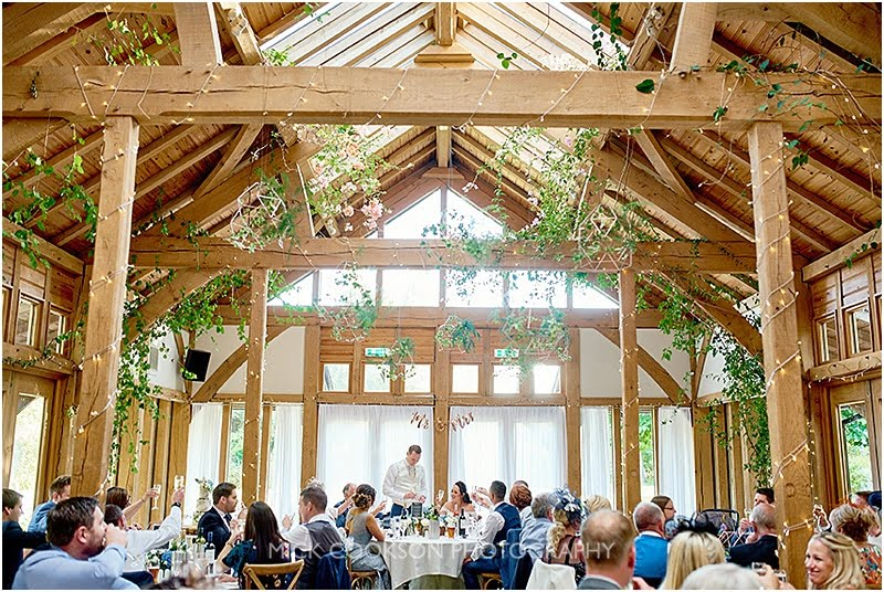 oak tree of peover wedding speeches