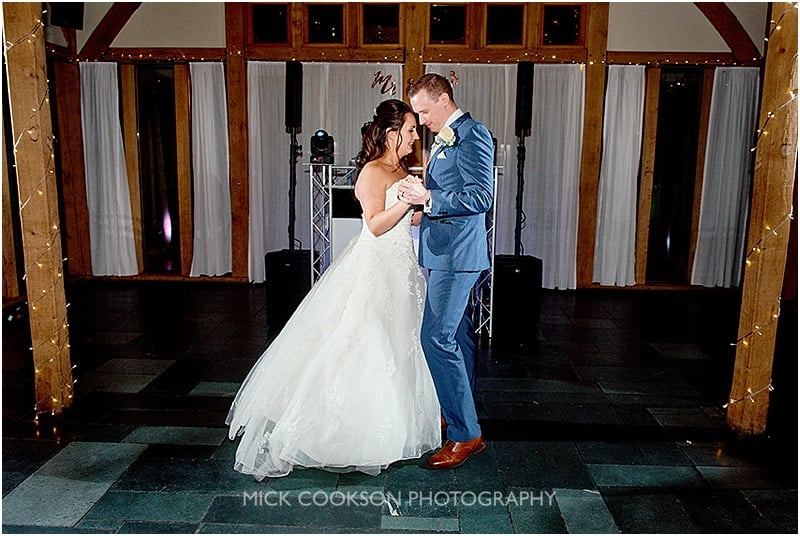 first dance at the oak tree of peover