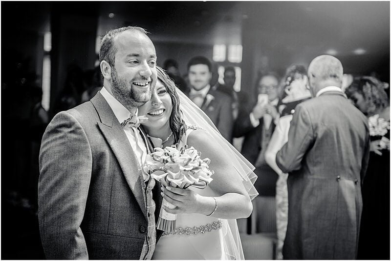 beautiful moment captured at a mitton hall wedding taken by manchester wedding photographer mick cookson