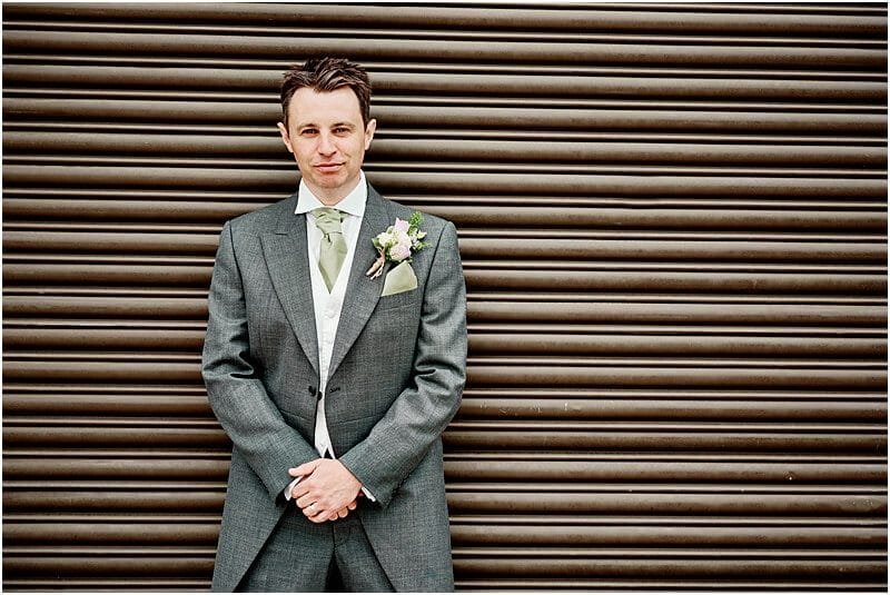 groom portrait at beeston manor