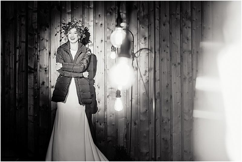 anita cannon photographed at bashall barn at night