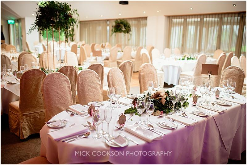 christmas weddings at gibbon bridge