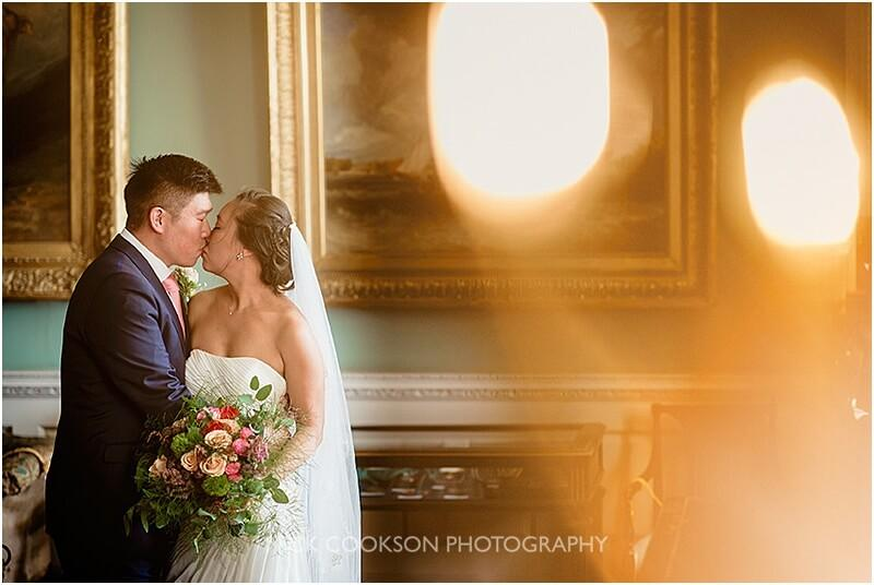 Tabley House Chinese Wedding – Melissa & Richard