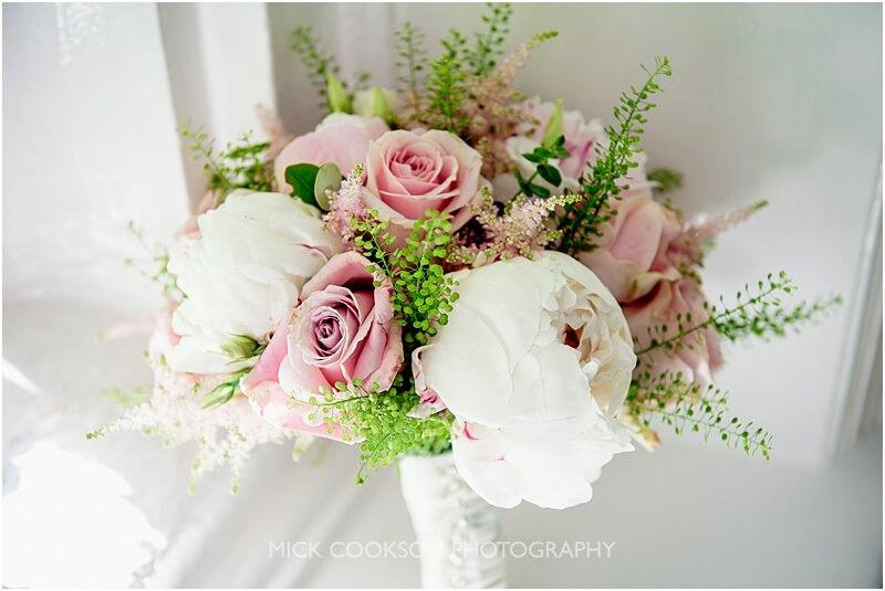 stirk house wedding flowers