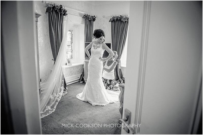 classic wedding photography at stirk house