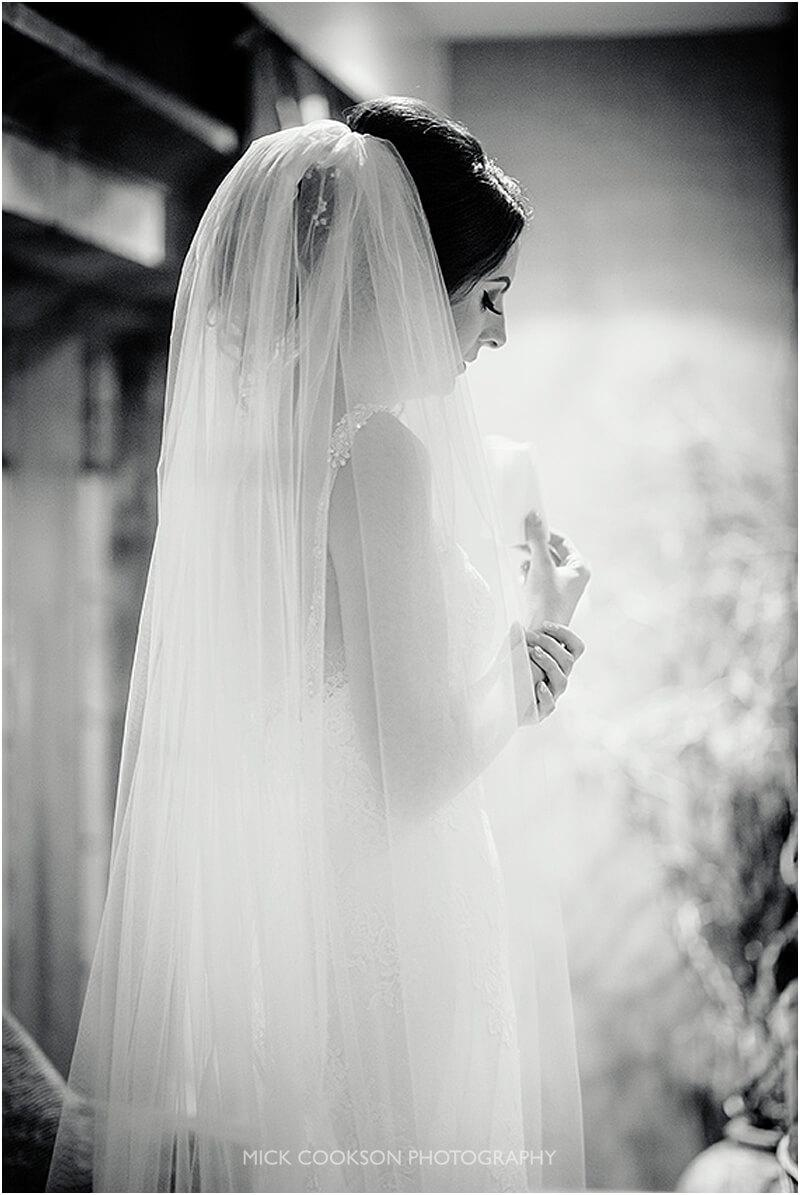 stunning bride photo at stirk house