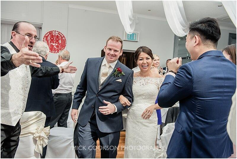 candid wedding photos at stirk house
