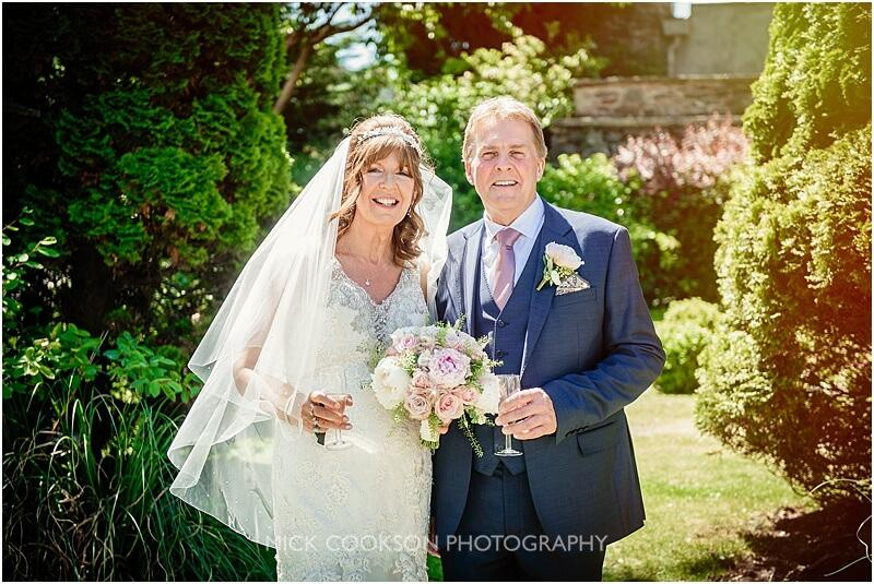 classic bride and groom photos at stirk house