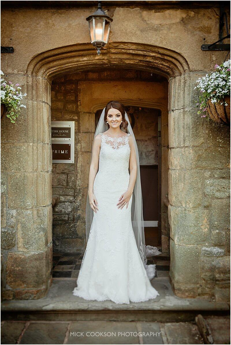 bride at stirk house