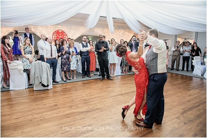 first dance at stirk house