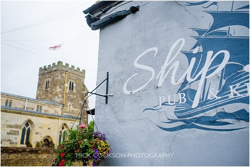 ship inn aldborough